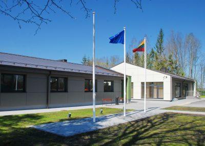 Vilniaus rajono šeimos ir vaiko gerovės centras Architektai G.Pakšys, L.Lazauskas 12